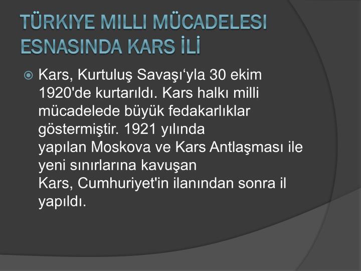 Türkiye Milli Mücadelesi