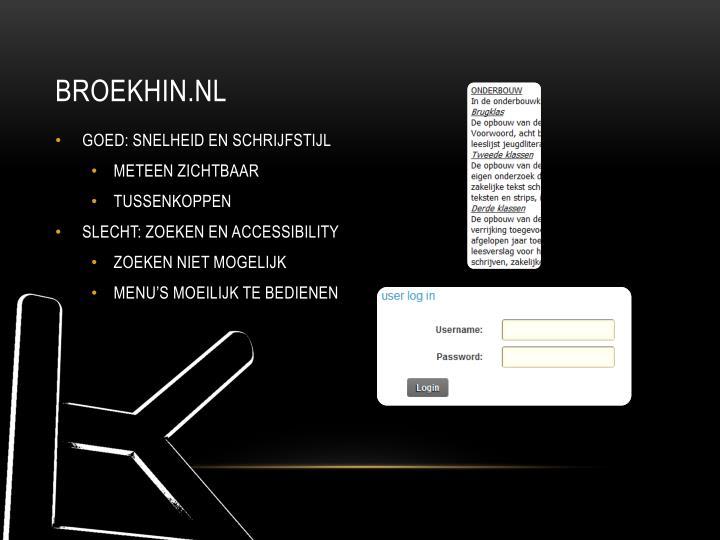 Broekhin.nl