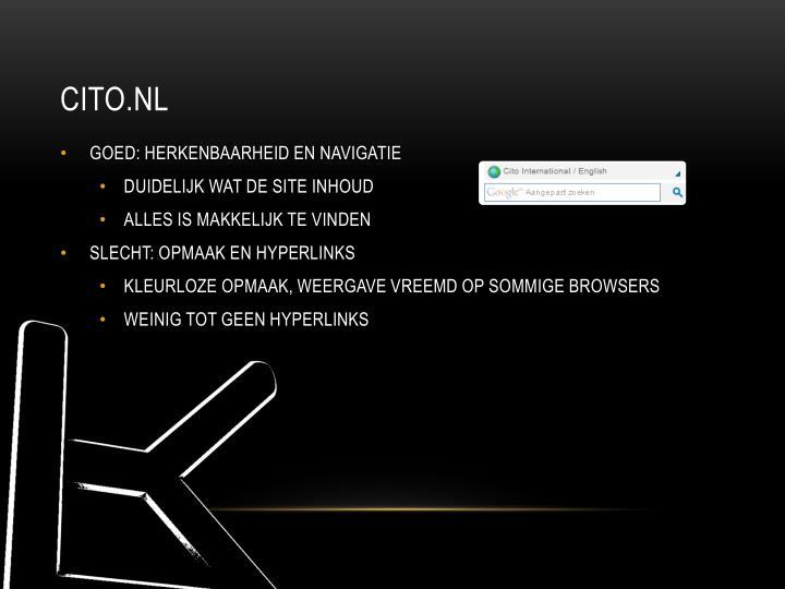 cito.nl