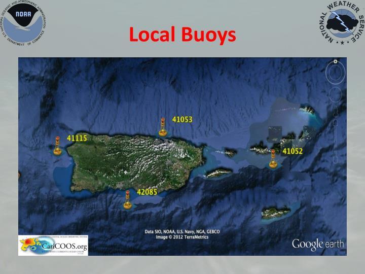 Local Buoys