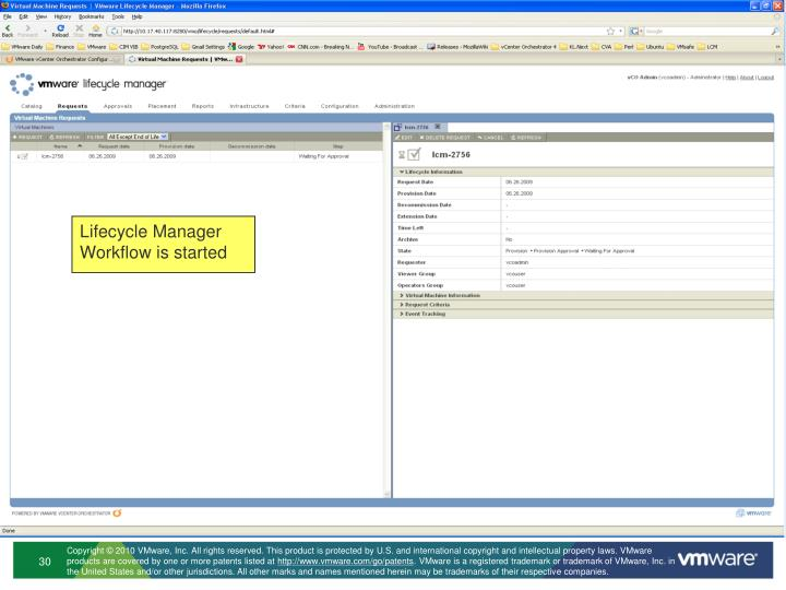Lifecycle Manager