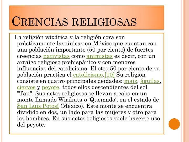 Crencias