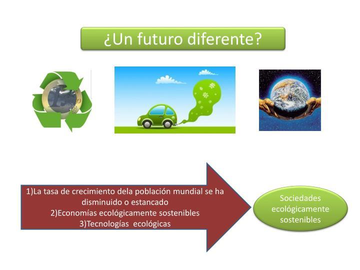 ¿Un futuro diferente?
