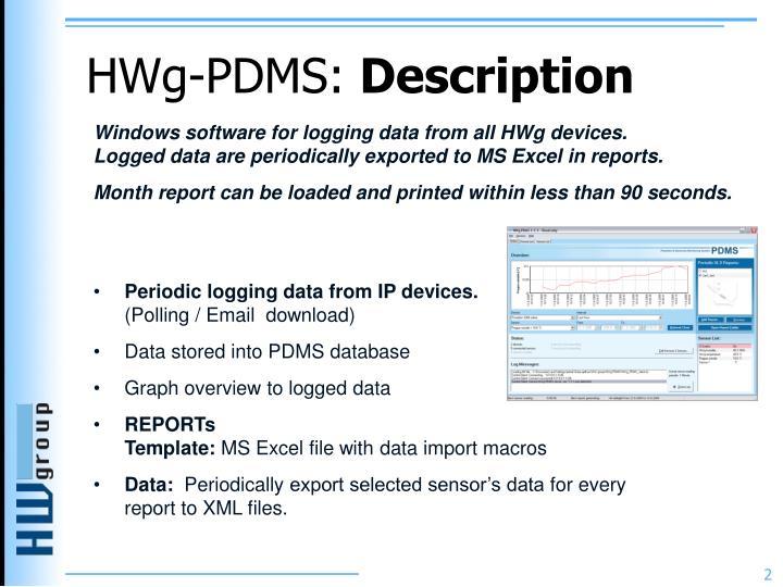 HWg-PDMS: