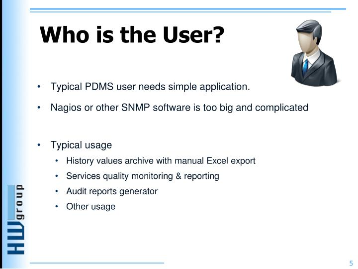 Who is the User?