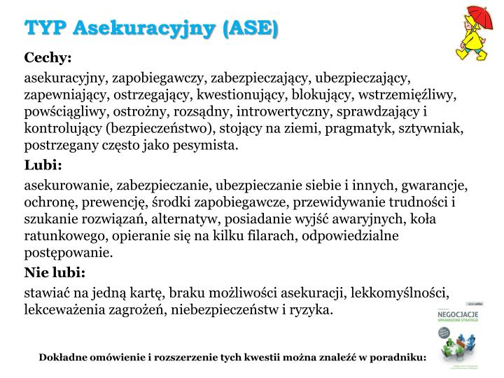 TYP Asekuracyjny (ASE)
