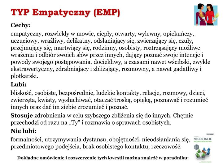 TYP Empatyczny (EMP)