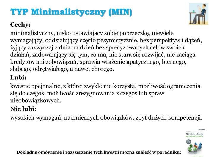 TYP Minimalistyczny (MIN)