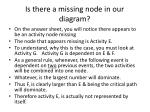 is there a missing node in our diagram