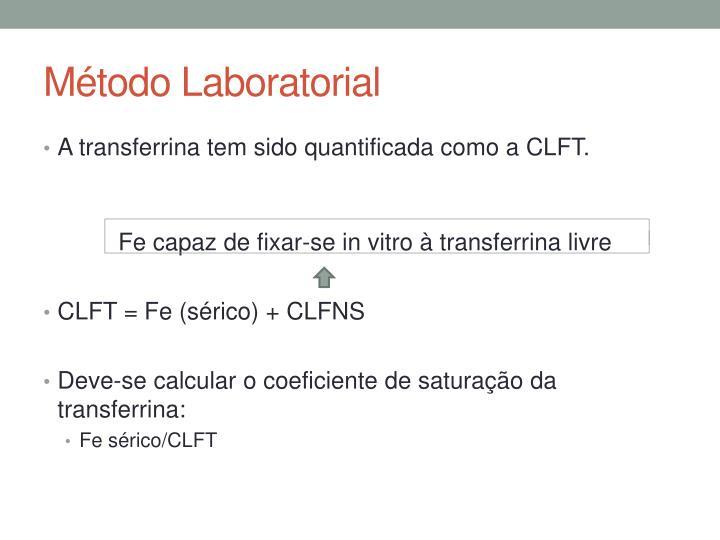 Método Laboratorial