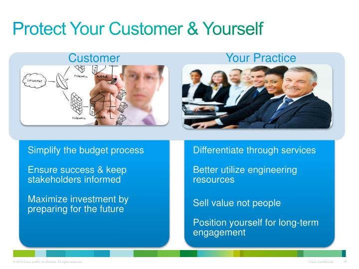 Protect Your Customer & Yourself