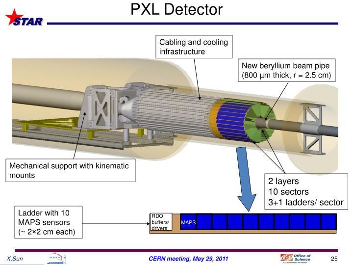 PXL Detector