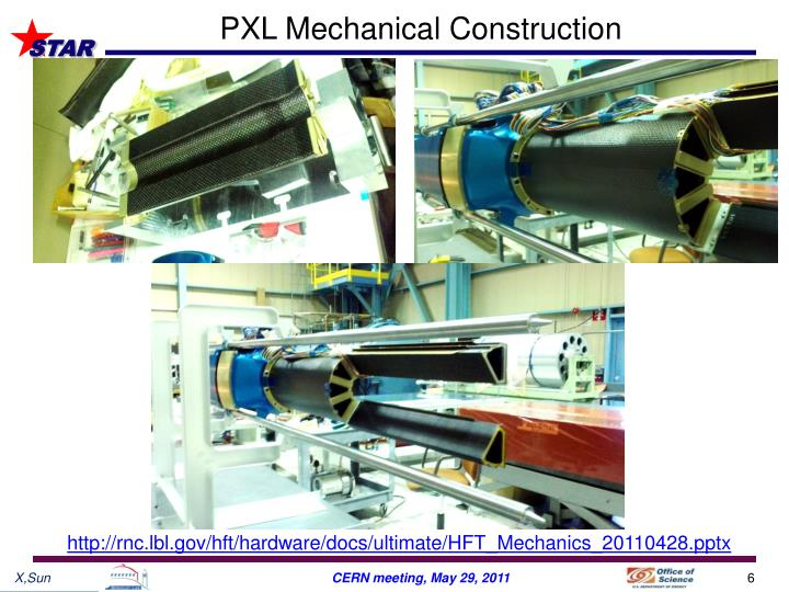 PXL Mechanical Construction