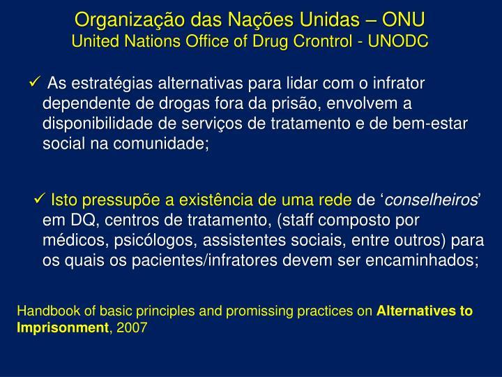 Organização das Nações Unidas – ONU