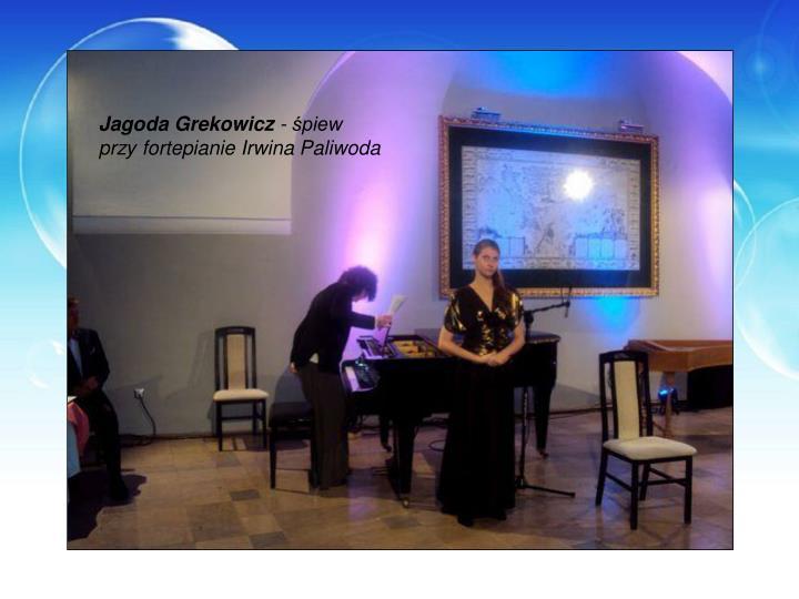 Jagoda Grekowicz