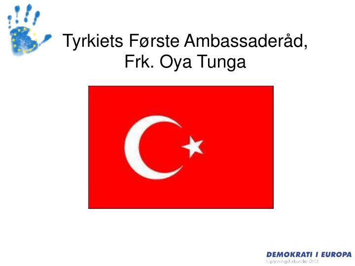 Tyrkiets