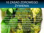 10 zasad zdrowego ywienia7