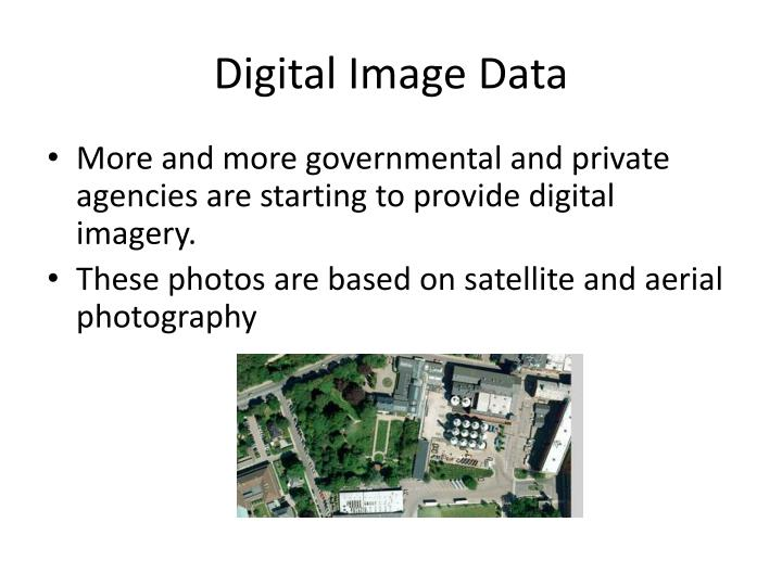 Digital Image Data