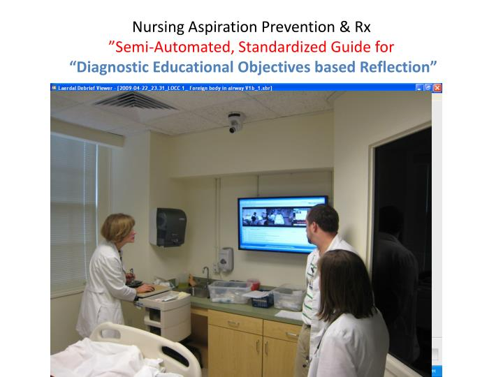 Nursing Aspiration Prevention & Rx