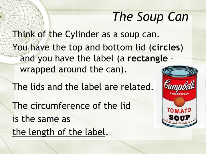 The Soup Can
