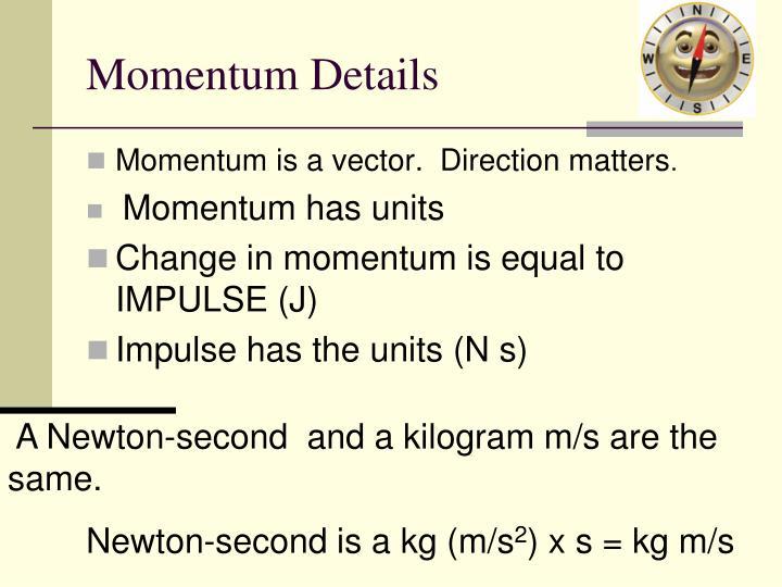Momentum Details