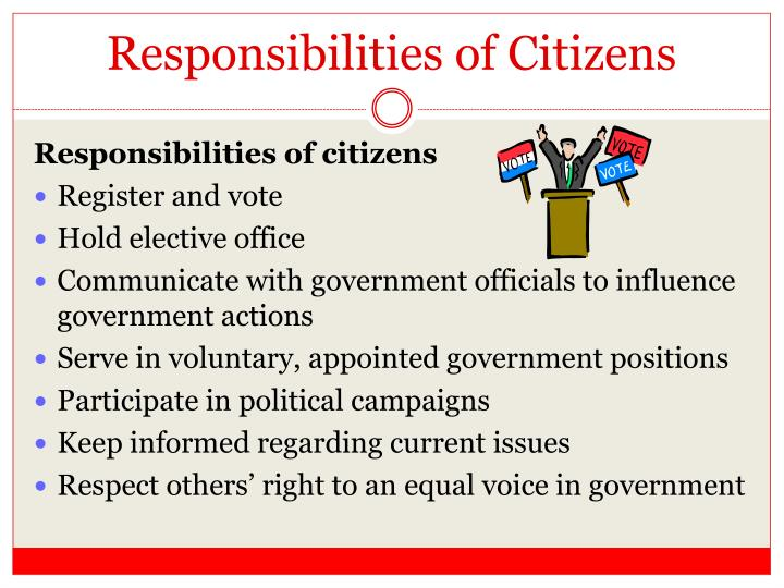 Discover Canada - Rights and Responsibilities of Citizenship