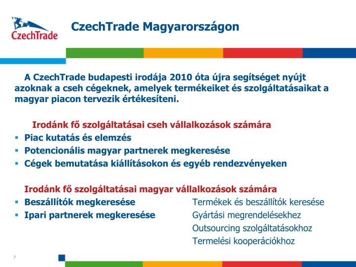 CzechTrade