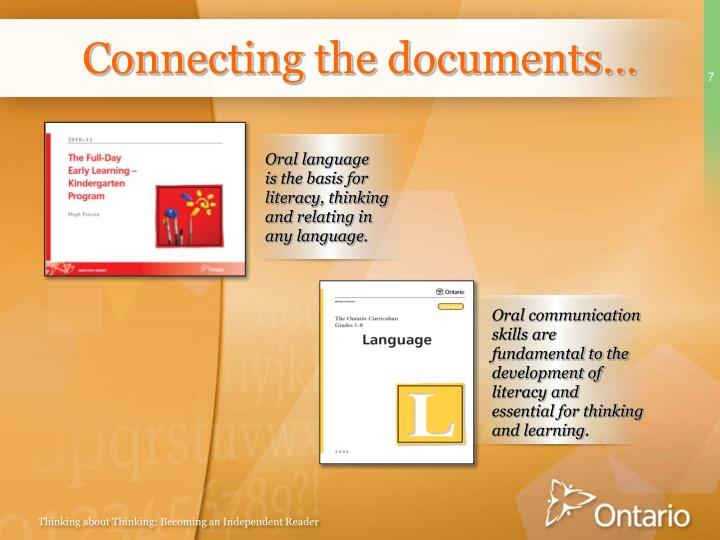 Connecting the documents…