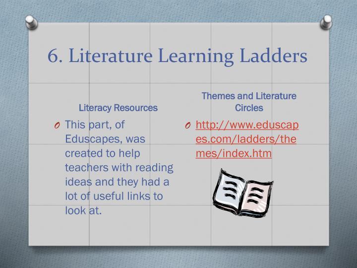 6. Literature