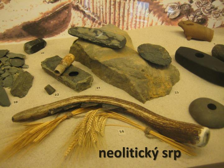 neolitický srp