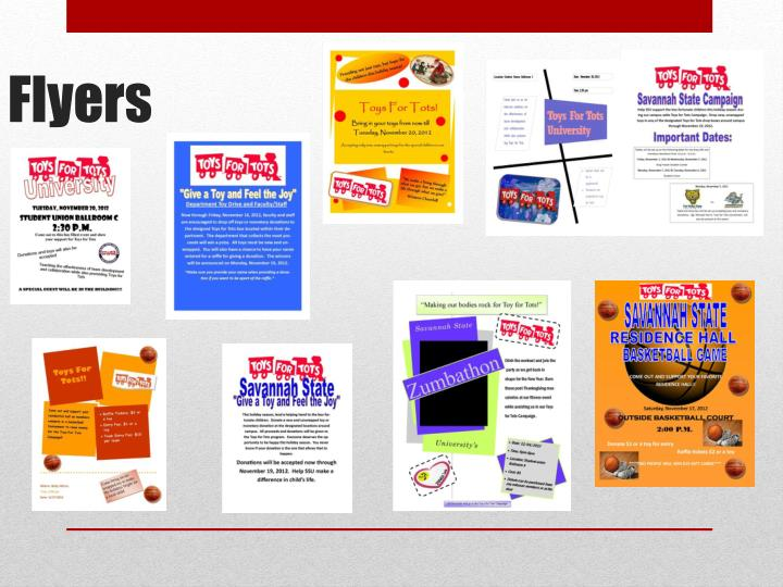 Toys For Tots Introduction : Ppt toy for tots communication powerpoint presentation