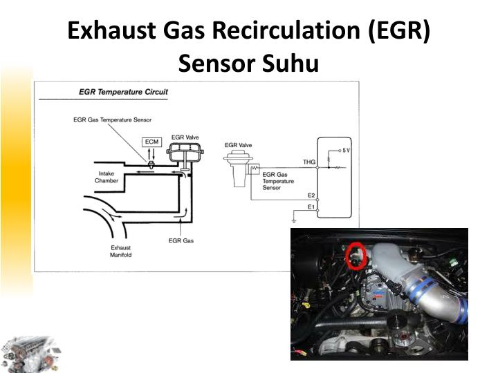 Exhaust Gas Recirculation (EGR) Sensor Suh