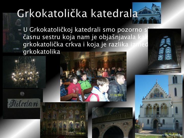 Grkokatolička katedrala