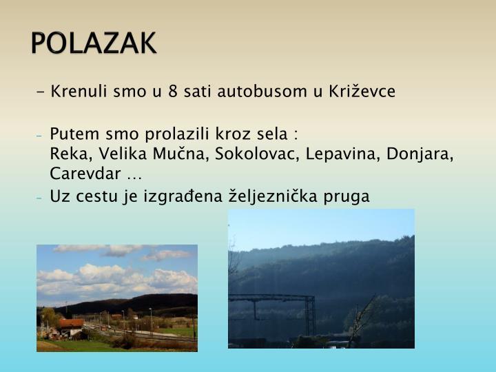 POLAZAK