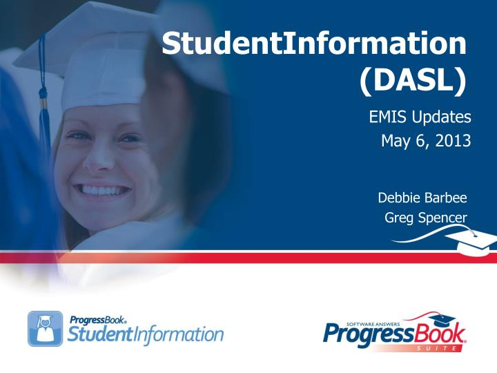 StudentInformation (DASL)