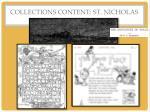 collections content st nicholas