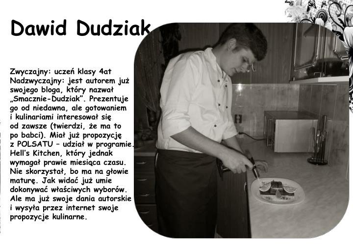 Dawid Dudziak