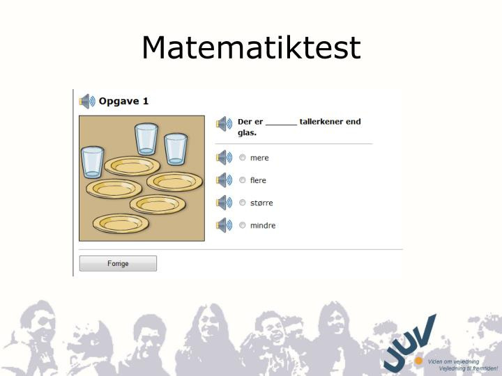 Matematiktest