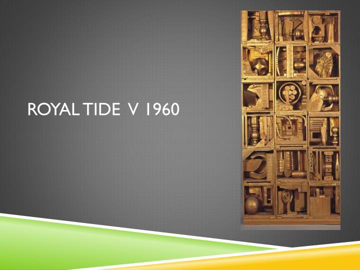 Royal Tide