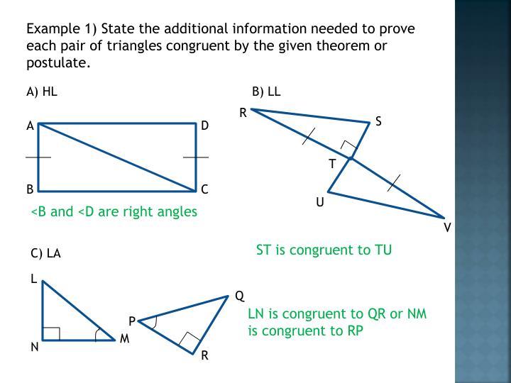 Example 1)