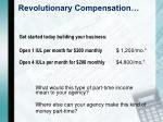 revolutionary compensation