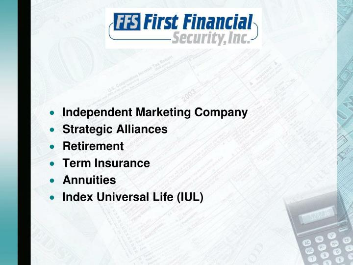 Independent Marketing Company