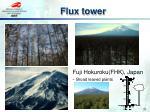 flux tower1