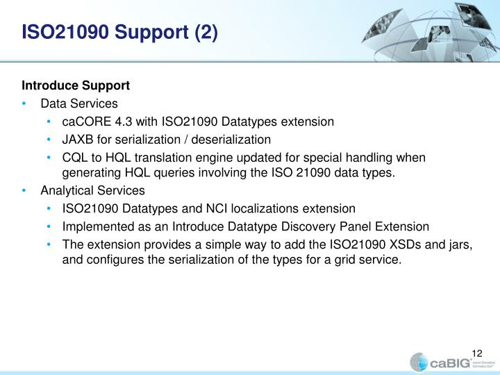 ISO21090 Support (2)