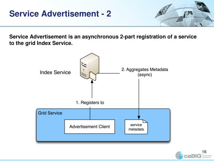 Service Advertisement - 2