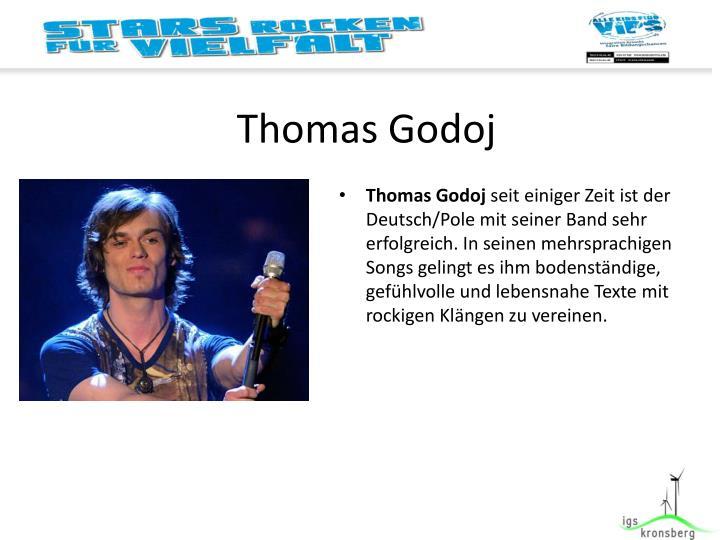 Thomas Godoj
