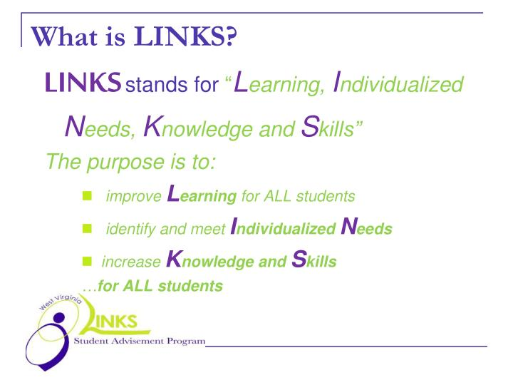 What is links1