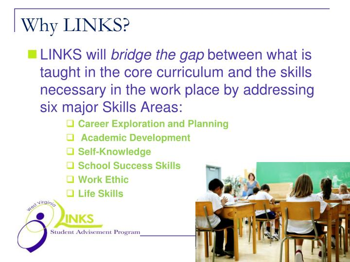 Why LINKS?