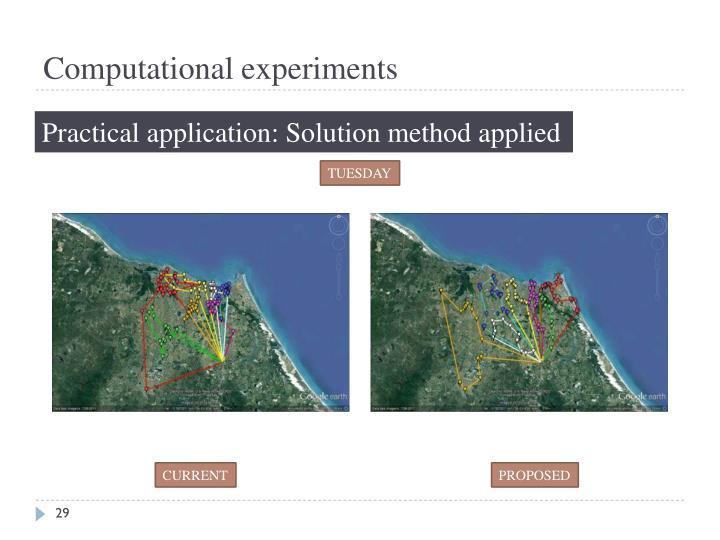 Computational experiments