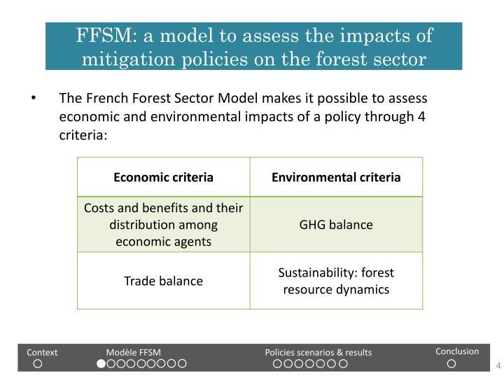 FFSM: a model to